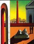 I capolavori del ' 900- Giorgio de Chirico